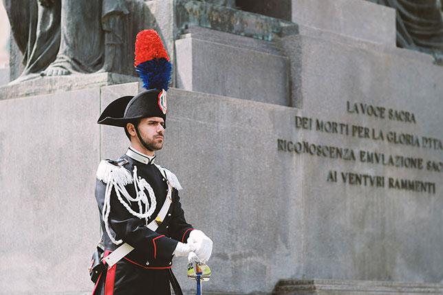 Anniversario della Liberazione d'Italia 2017