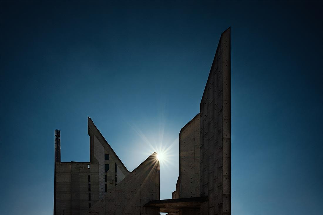 Blade Runner - Modern Stonehenge by Tiziano L. U. Caviglia