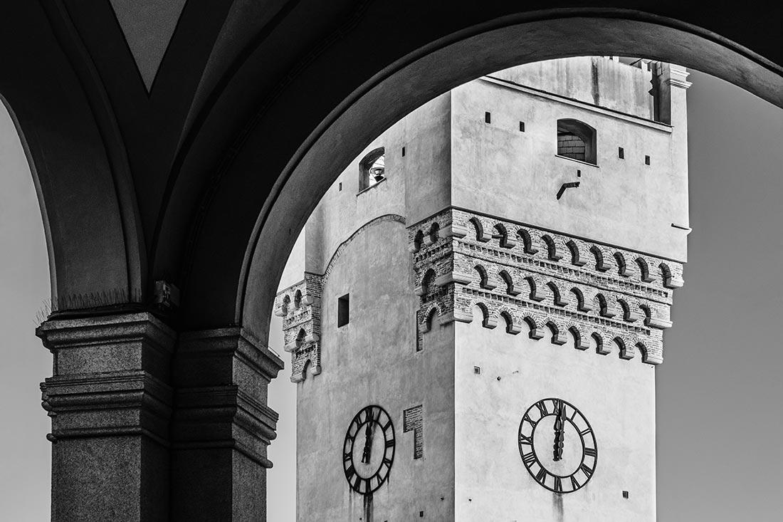 La Torretta di Savona - Torre Leon Pancaldo by Tiziano L. U. Caviglia