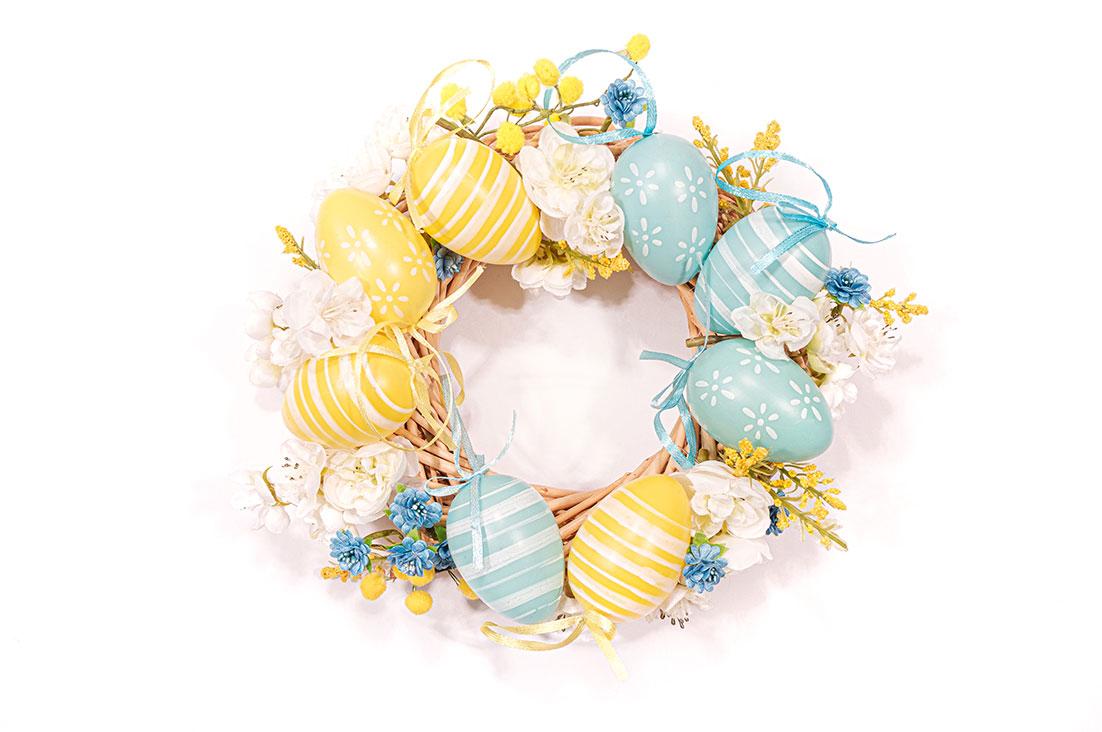 Easter Centerpiece 2020 by Tiziano L. U. Caviglia