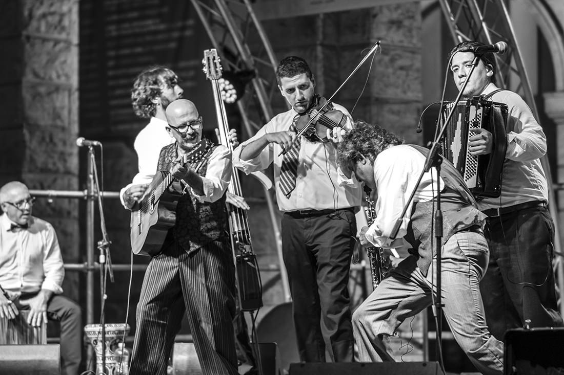 Orchestra Bailam by Tiziano L. U. Caviglia