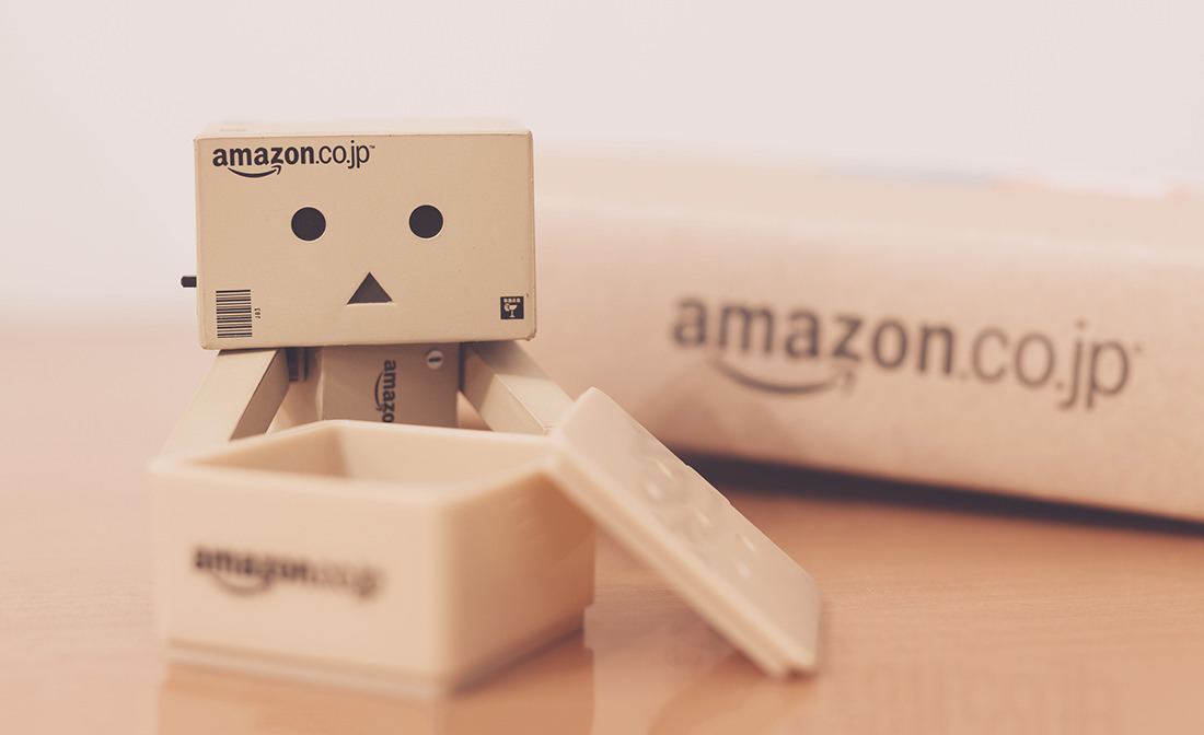 Danbo, Amazon.co.jp e il Black Friday by Tiziano L. U. Caviglia