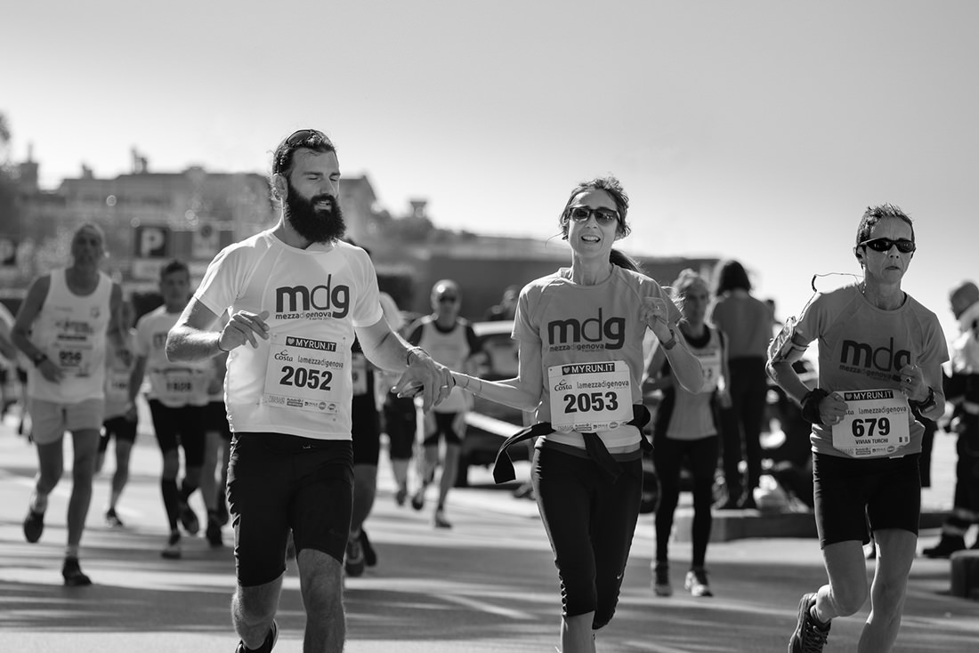 Mezza Maratona di Genova 2017 by Tiziano L. U. Caviglia