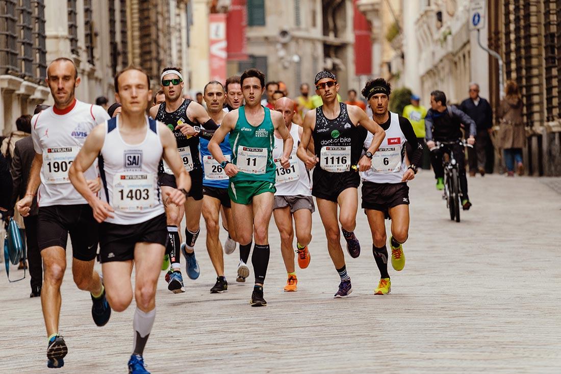 Mezza Maratona di Genova 2018 by Tiziano L. U. Caviglia