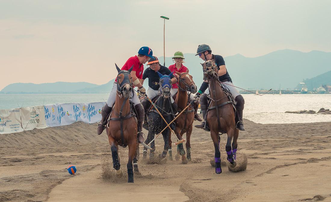 Pietra Polo Beach Cup 2016 - Tiziano Caviglia
