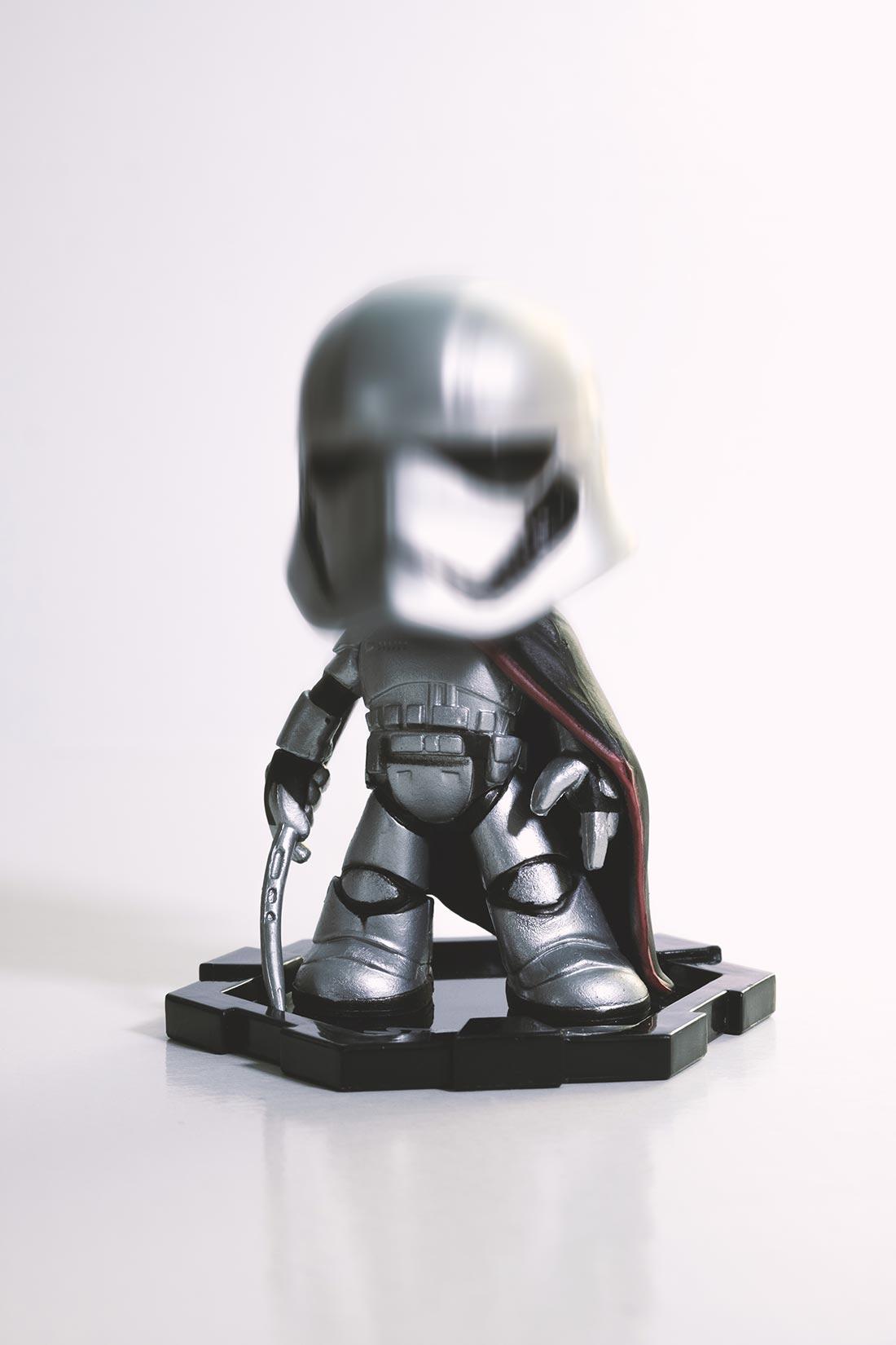 Captain Phasma / 1:6 - Funko Mystery Minis Star Wars