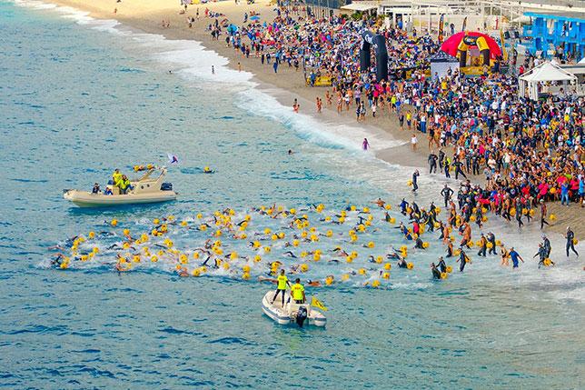 Swim the Island 2017
