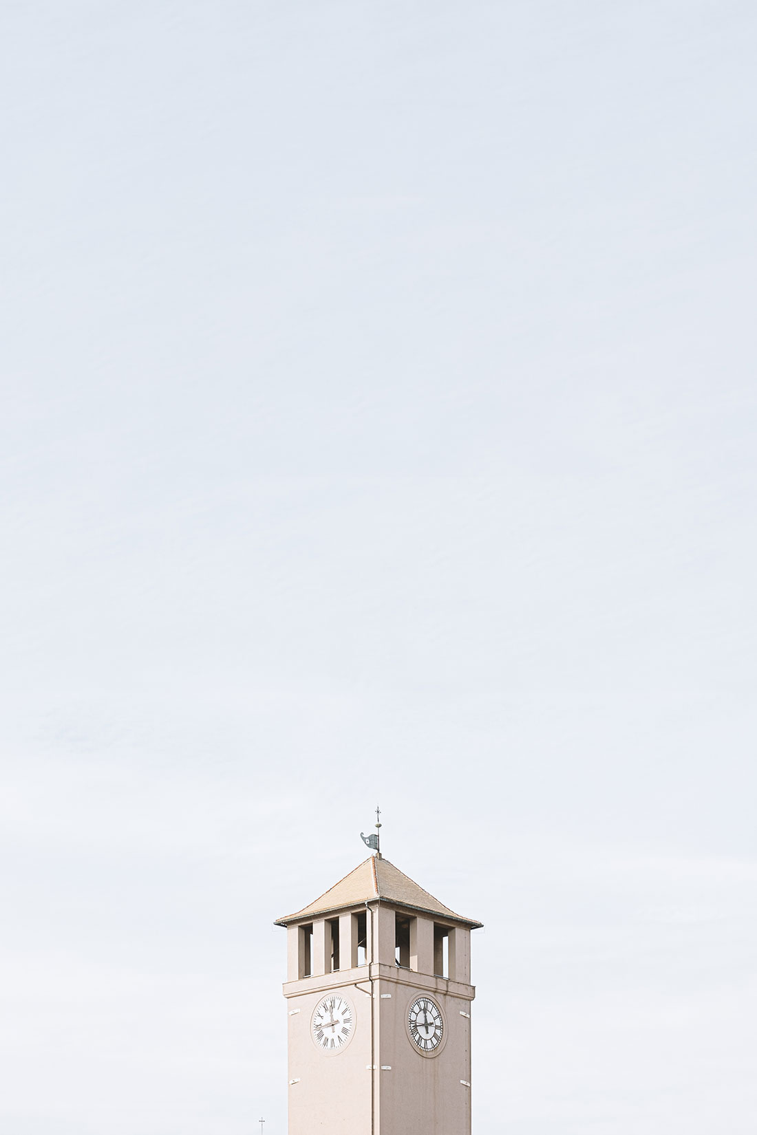 The Sky Above Savona - A Campanassa by Tiziano L. U. Caviglia