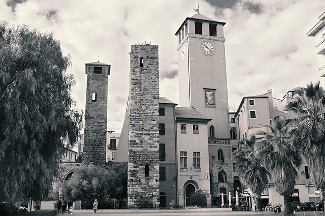 Torre del Brandale A Campanassa